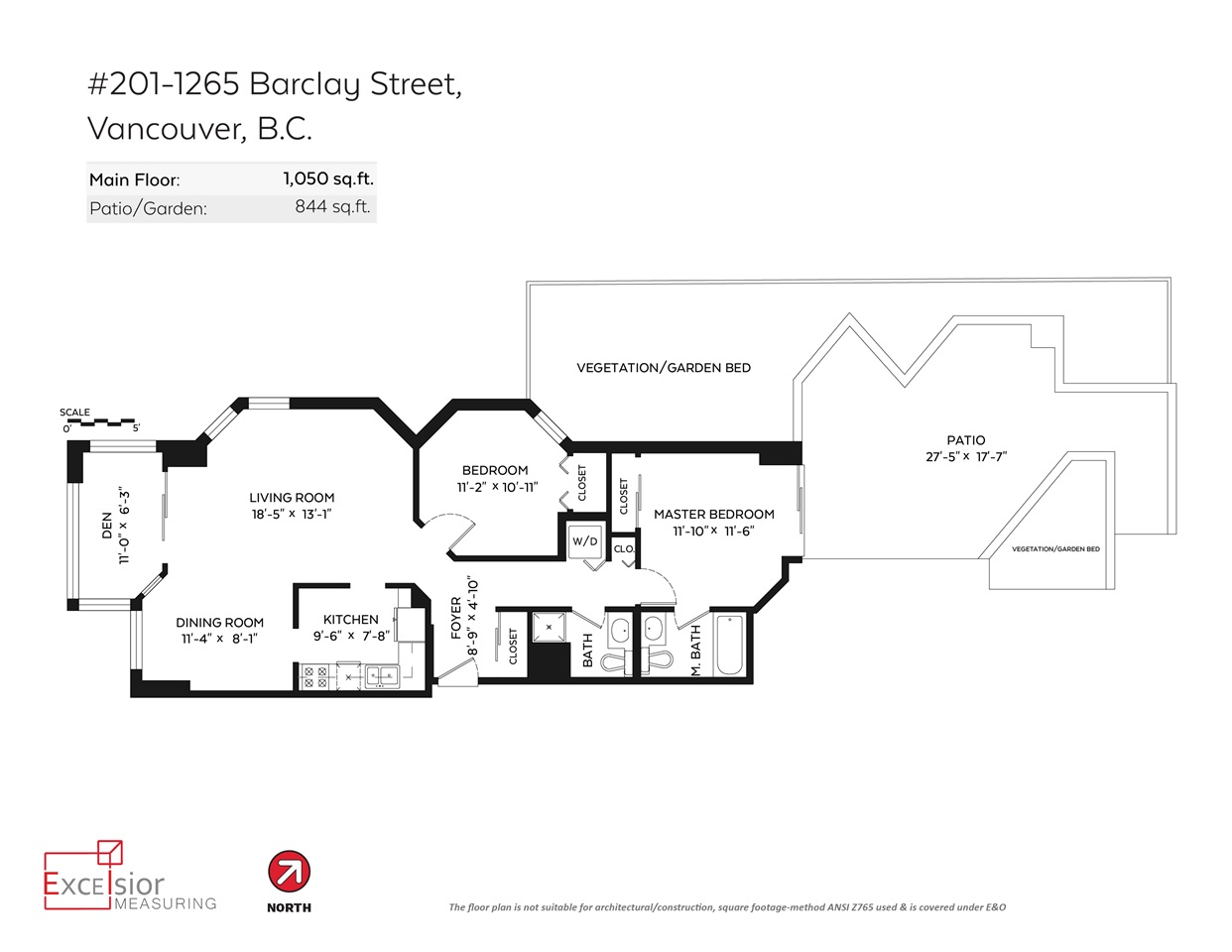 "Photo 20: 201 1265 BARCLAY Street in Vancouver: West End VW Condo for sale in ""1265 Barclay"" (Vancouver West)  : MLS® # R2080754"