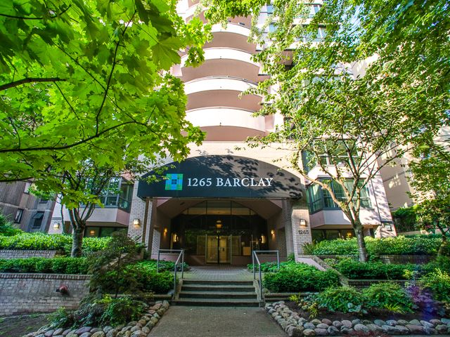"Photo 2: 201 1265 BARCLAY Street in Vancouver: West End VW Condo for sale in ""1265 Barclay"" (Vancouver West)  : MLS® # R2080754"