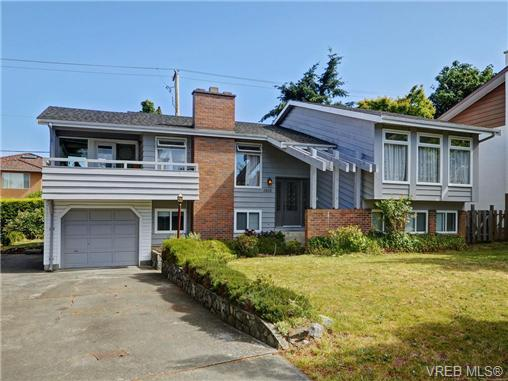 Main Photo: 1826 Harvard Place in VICTORIA: SE Lambrick Park Single Family Detached for sale (Saanich East)  : MLS®# 366812