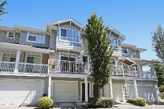 "Main Photo: 36 15068 58 Avenue in Surrey: Sullivan Station Townhouse for sale in ""Summer Ridge"" : MLS® # R2094278"