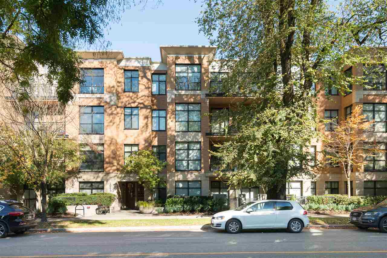 "Photo 19: 207 2065 W 12TH Avenue in Vancouver: Kitsilano Condo for sale in ""THE SYDNEY"" (Vancouver West)  : MLS(r) # R2116214"