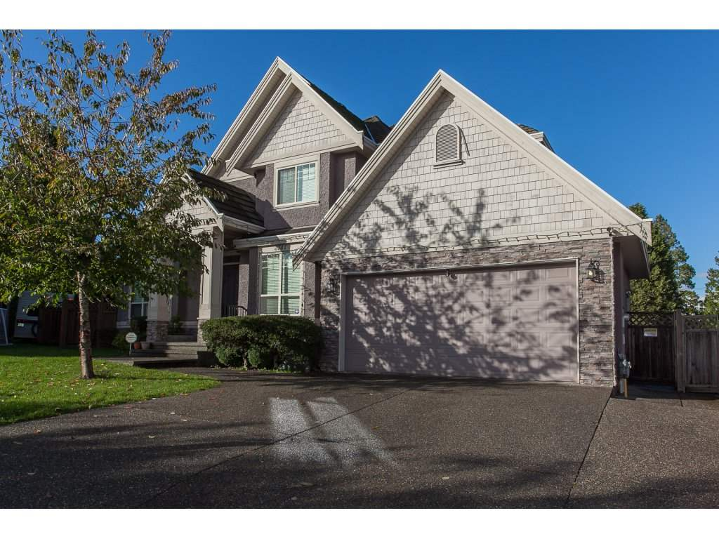 Main Photo: 8741 163A Street in Surrey: Fleetwood Tynehead House for sale : MLS® # R2117160