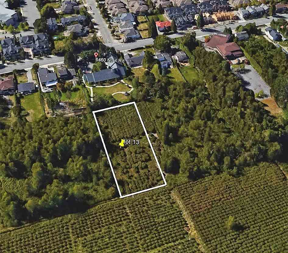 Main Photo: Lot 13 JOHNSTON Road in Richmond: McLennan Home for sale : MLS® # R2121228