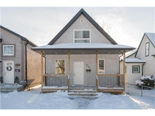 Main Photo: 406 Yale Avenue East in Winnipeg: East Transcona Residential for sale (3M)  : MLS(r) # 1630670