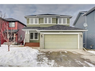 Main Photo: 22 TUSCANY SPRINGS Terrace NW in Calgary: Tuscany House for sale : MLS(r) # C4095702