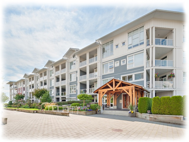 "Main Photo: 223 4500 WESTWATER Drive in Richmond: Steveston South Condo for sale in ""COPPER SKY"" : MLS(r) # R2135873"