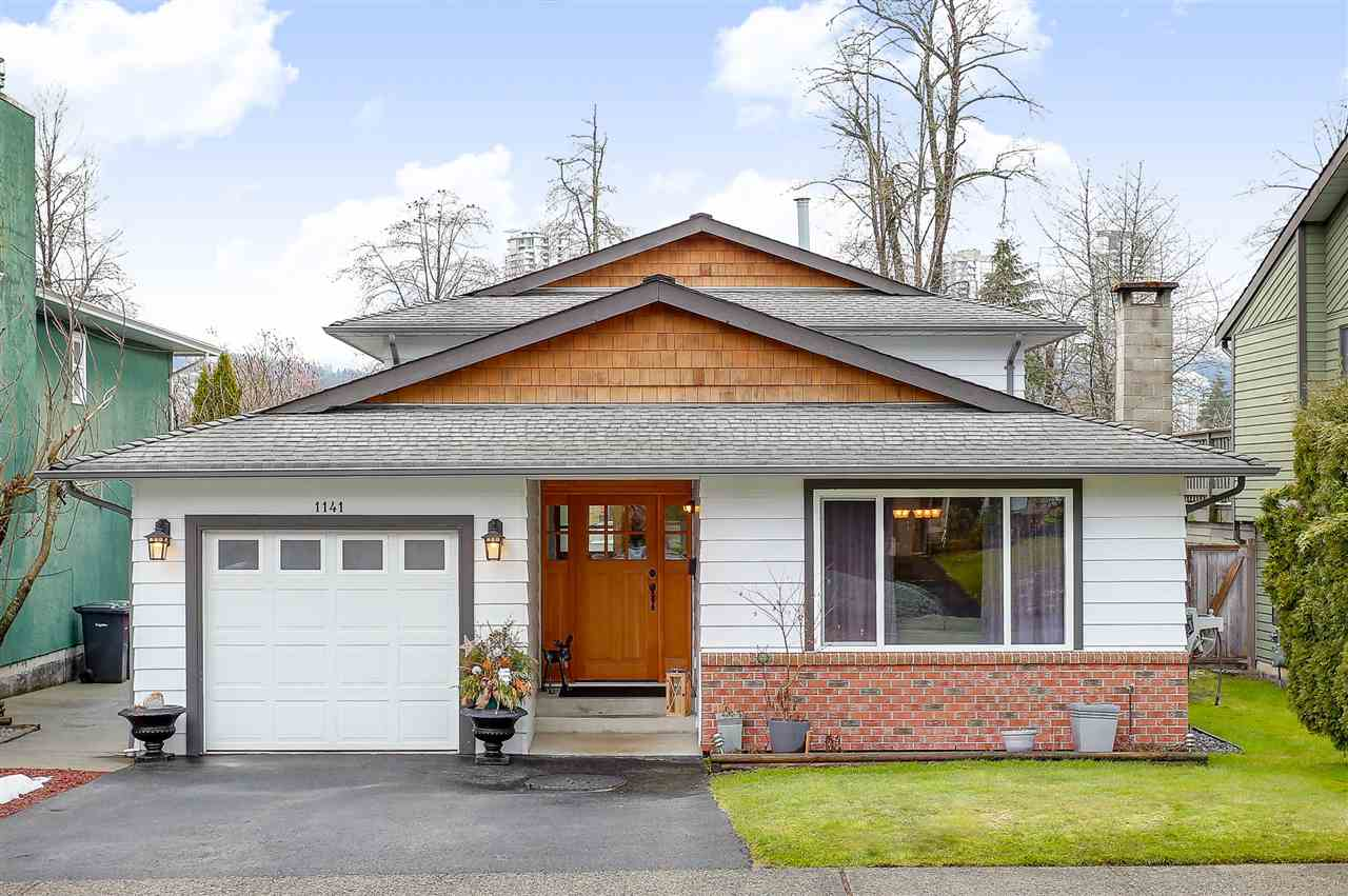 FEATURED LISTING: 1141 HANSARD Crescent Coquitlam