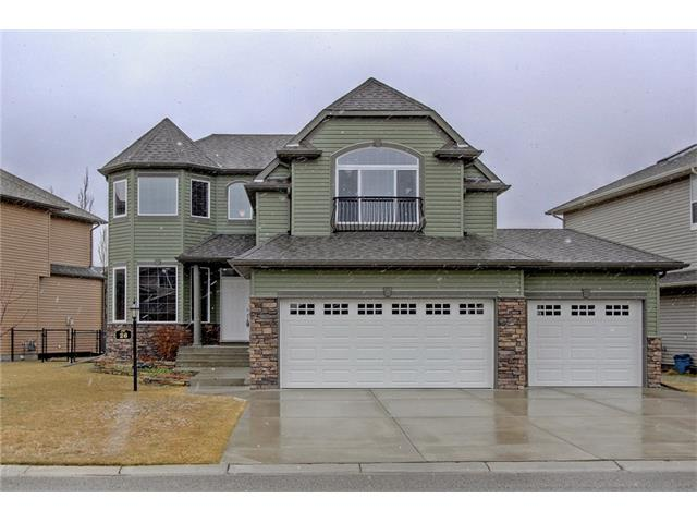 Main Photo: 26 SHEEP RIVER Heights: Okotoks House for sale : MLS(r) # C4110429