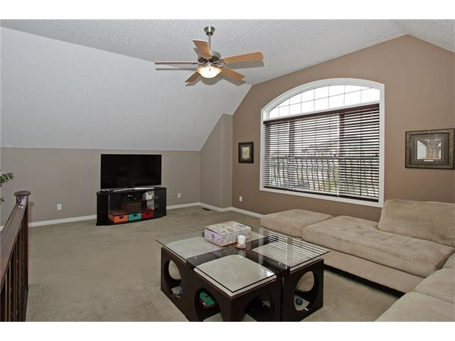 Vaulted Bonus Room