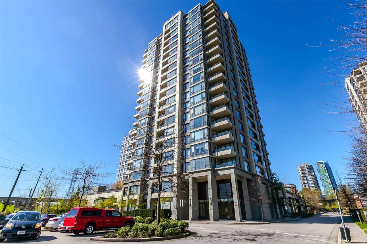 "Main Photo: 1406 4178 DAWSON Street in Burnaby: Brentwood Park Condo for sale in ""TANDEM 2"" (Burnaby North)  : MLS®# R2159434"