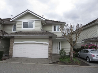Main Photo: 10 1290 AMAZON Drive in Port Coquitlam: Riverwood Townhouse for sale : MLS(r) # R2160105