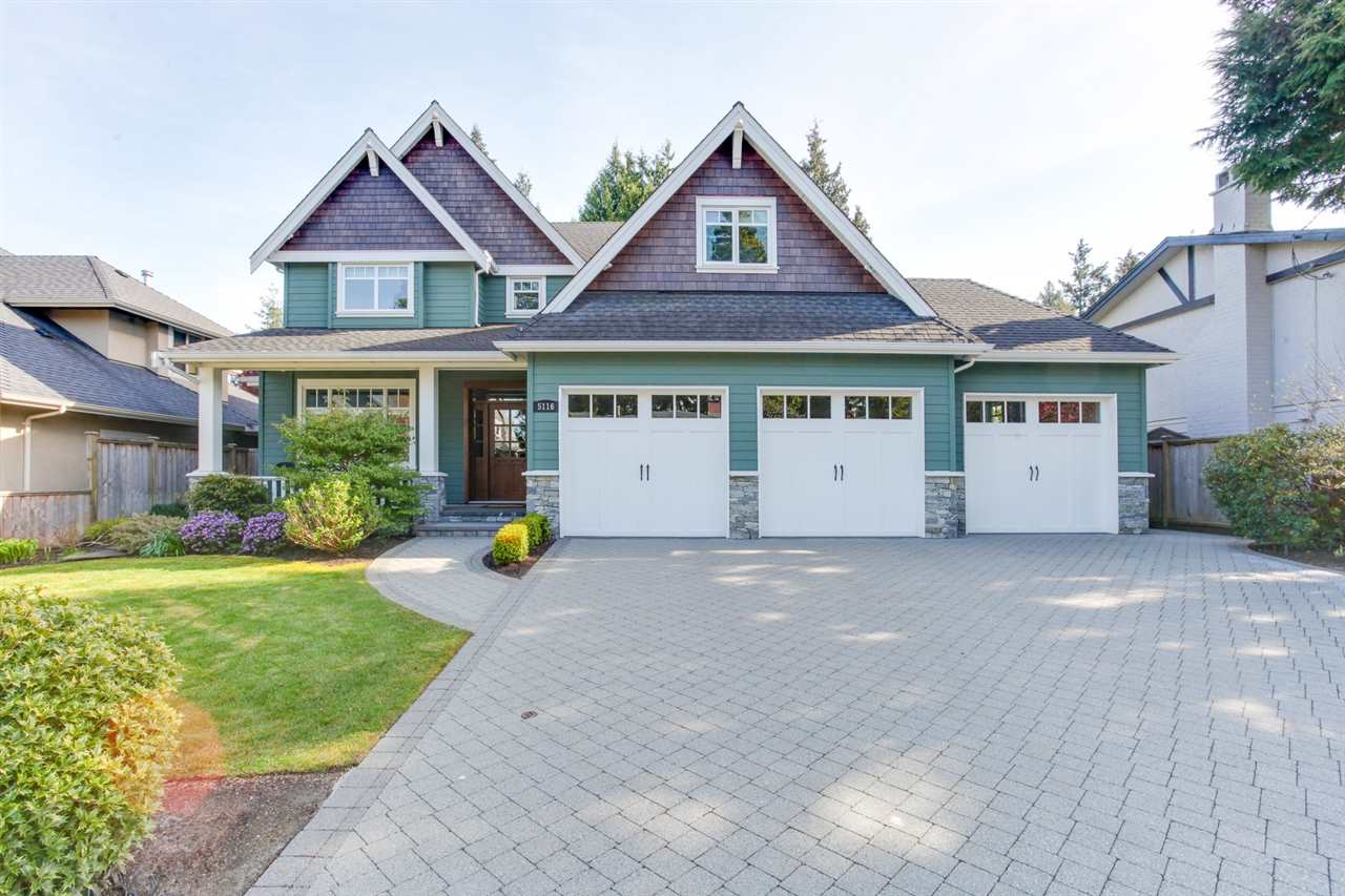 Main Photo: 5116 1A Avenue in Delta: Pebble Hill House for sale (Tsawwassen)  : MLS® # R2162418