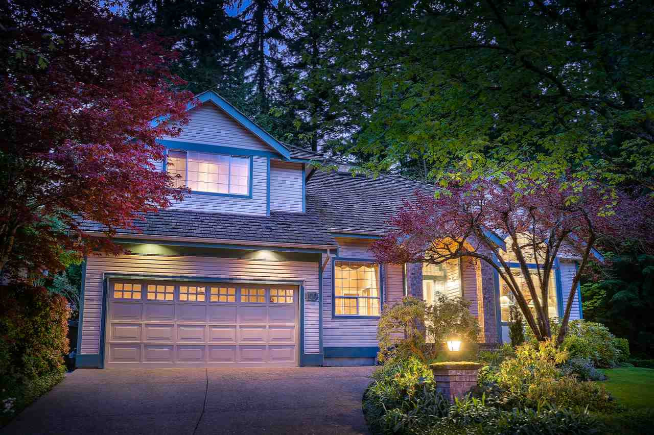 Main Photo: 100 PARKSIDE Drive in Port Moody: Heritage Mountain House for sale : MLS® # R2166868