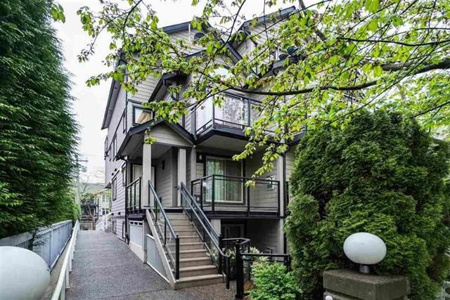 "Main Photo: 308 755 W 15TH Avenue in Vancouver: Fairview VW Townhouse for sale in ""FAIRVIEW COURT"" (Vancouver West)  : MLS(r) # R2167758"