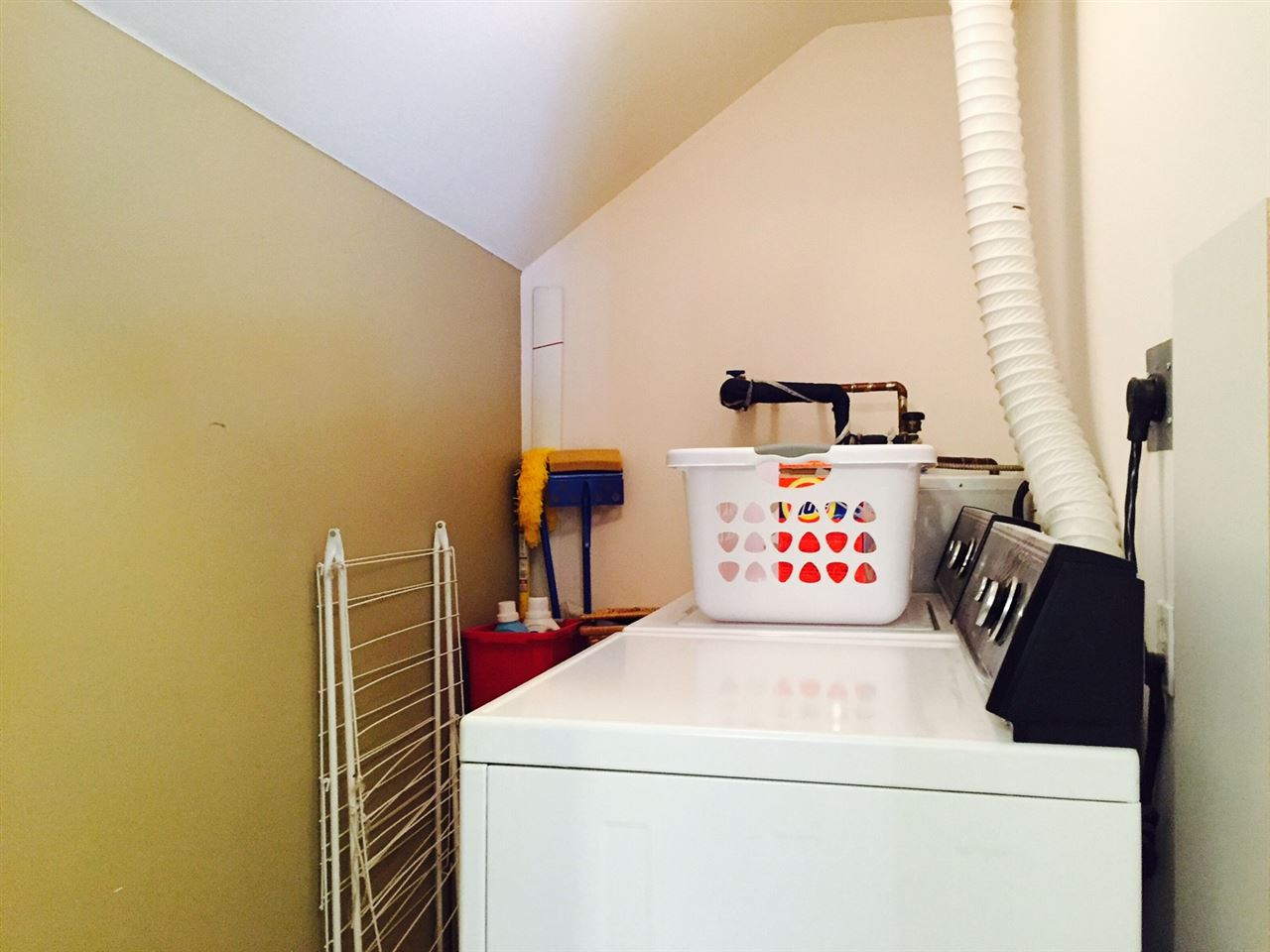 Good sized REAL Laundry Room...