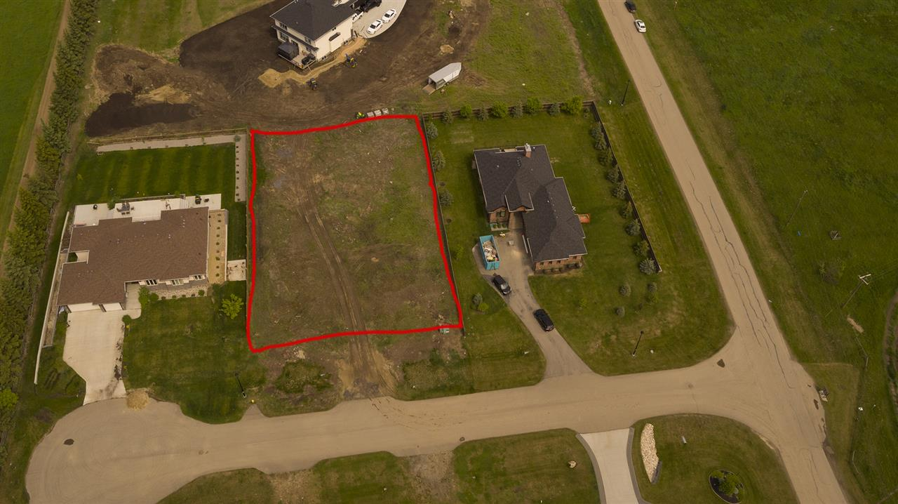 Main Photo: 124 26116A HWY 16 Highway: Rural Parkland County Rural Land/Vacant Lot for sale : MLS(r) # E4068179