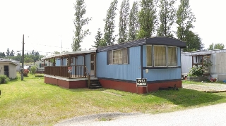 "Main Photo: 31 1413 SUNSHINE COAST Highway in Gibsons: Gibsons & Area Manufactured Home for sale in ""POPLARS MOBILE HOME PARK"" (Sunshine Coast)  : MLS(r) # R2179941"