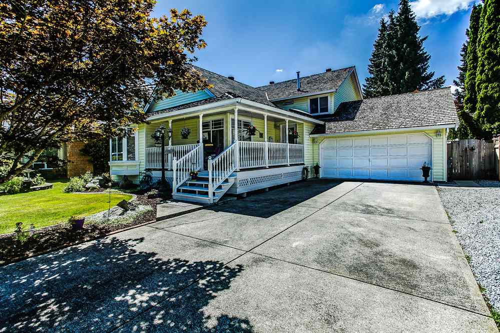 Main Photo: 12029 DOVER Street in Maple Ridge: West Central House for sale : MLS® # R2182313
