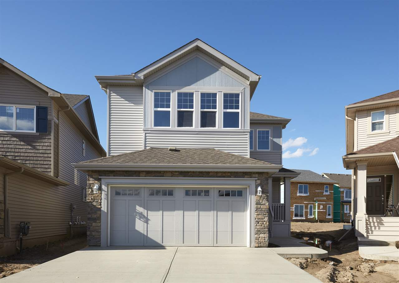 Main Photo: 8037 EVANS Crescent in Edmonton: Zone 57 House for sale : MLS® # E4071067