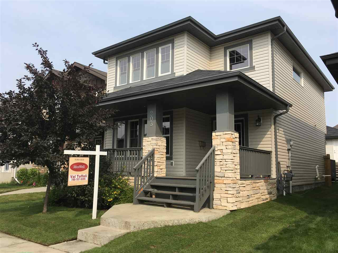 Main Photo: 203 60 Street in Edmonton: Zone 53 House for sale : MLS® # E4074709