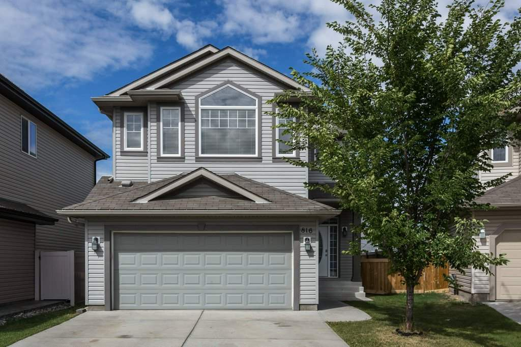 Main Photo: 816 173 Street in Edmonton: Zone 56 House for sale : MLS® # E4075451