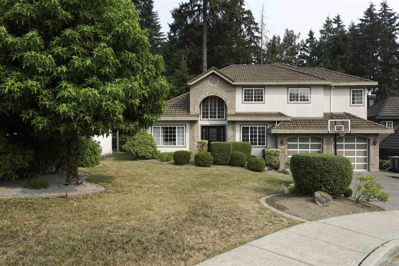 Main Photo: 1413 MADRONA Place in Coquitlam: Westwood Plateau House for sale : MLS® # R2194718