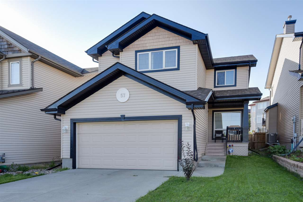 Main Photo: 57 CARLYLE Crescent: Sherwood Park House for sale : MLS® # E4077247