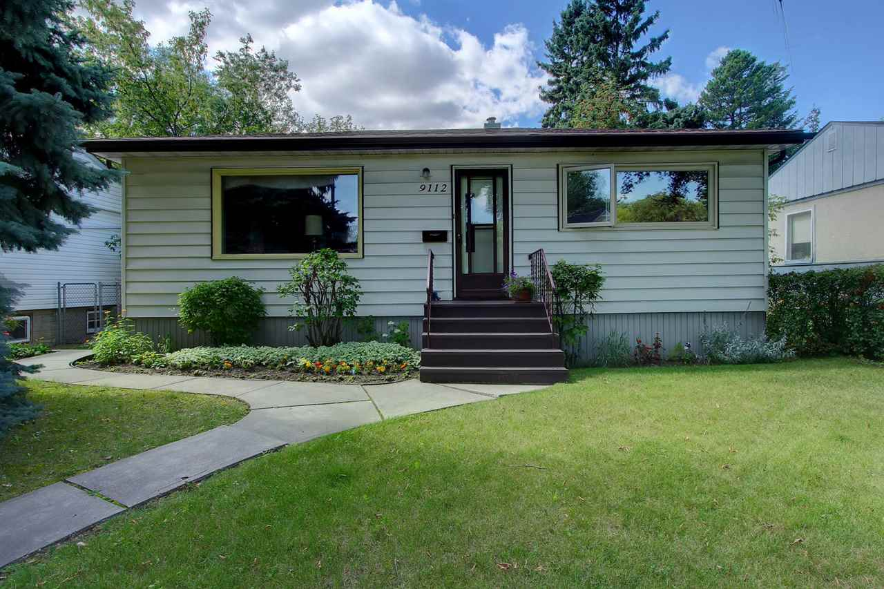 Main Photo: 9112 79 Street in Edmonton: Zone 18 House for sale : MLS® # E4078234