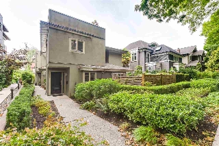 Main Photo: 1365 WALNUT Street in Vancouver: Kitsilano Townhouse for sale (Vancouver West)  : MLS® # R2203661