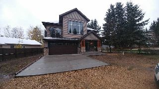 Main Photo: 977 9 Street: Rural Lac Ste. Anne County House for sale : MLS® # E4085433