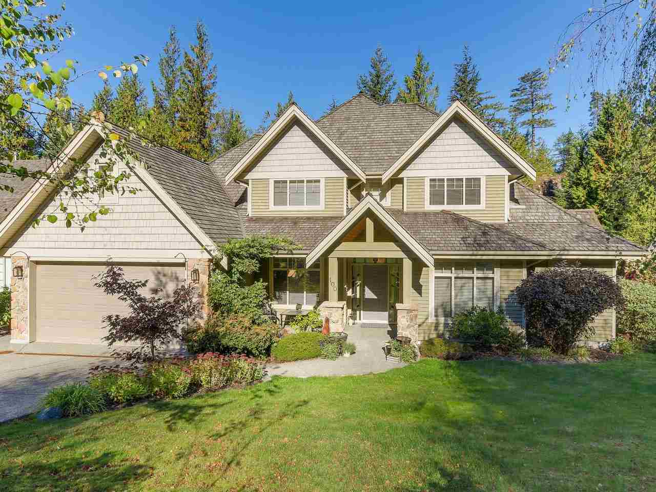 Main Photo: 100 STONEGATE Drive: Furry Creek House for sale (West Vancouver)  : MLS®# R2224222