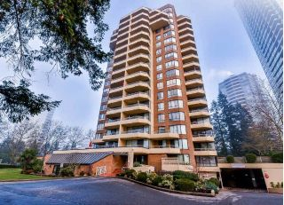 "Main Photo: 302 5790 PATTERSON Avenue in Burnaby: Metrotown Condo for sale in ""THE REGENT"" (Burnaby South)  : MLS® # R2226594"