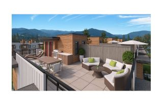 "Main Photo: 44 39769 GOVERNMENT Road in Squamish: Northyards Townhouse for sale in ""BREEZE"" : MLS® # R2237133"