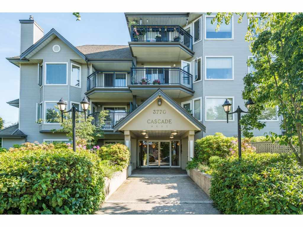 Main Photo: 308 3770 MANOR Street in Burnaby: Central BN Condo for sale (Burnaby North)  : MLS®# R2292459