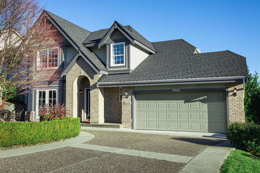 FEATURED LISTING: 1535 EAGLE MOUNTAIN Drive Coquitlam