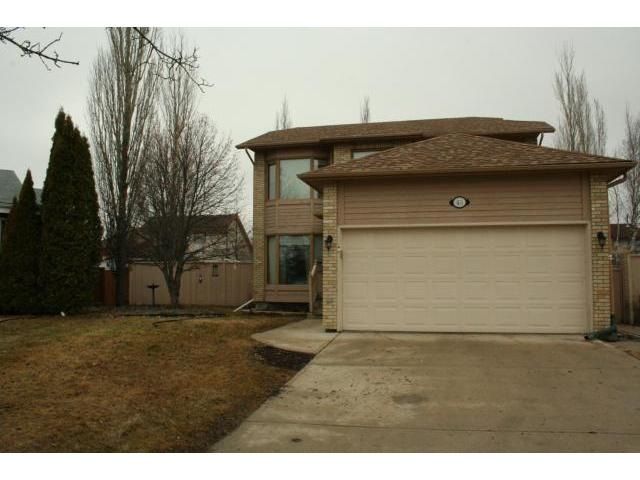 Main Photo: 45 SAND LILY Drive in WINNIPEG: St Vital Residential for sale (South East Winnipeg)  : MLS® # 1106204