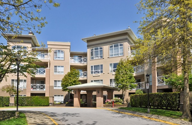 Main Photo: 327 2551 Parkview Lane in Port Coquitlam: Central Port Coquitlam Condo for sale : MLS® # V889255