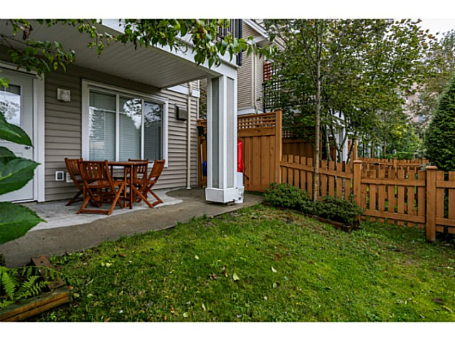 "Photo 18: 44 19141 124TH Avenue in Pitt Meadows: Mid Meadows Townhouse for sale in ""MEADOWVIEW ESTATES"" : MLS(r) # V1029960"