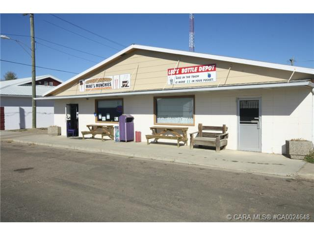 Main Photo: 4919 Windsor Avenue in Coronation: PE Coronation Commercial for sale (Paintearth County)  : MLS® # CA0024648