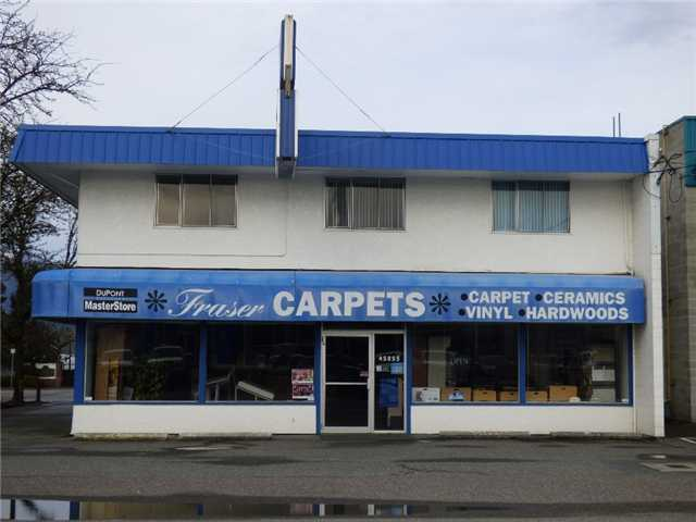 Main Photo: 45855 AIRPORT Road in Chilliwack: Chilliwack E Young-Yale Commercial for sale : MLS®# H3150033