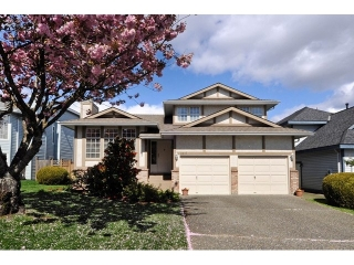 Main Photo: 2417 COLONIAL Drive in Port Coquitlam: Citadel PQ House for sale : MLS(r) # V1116760