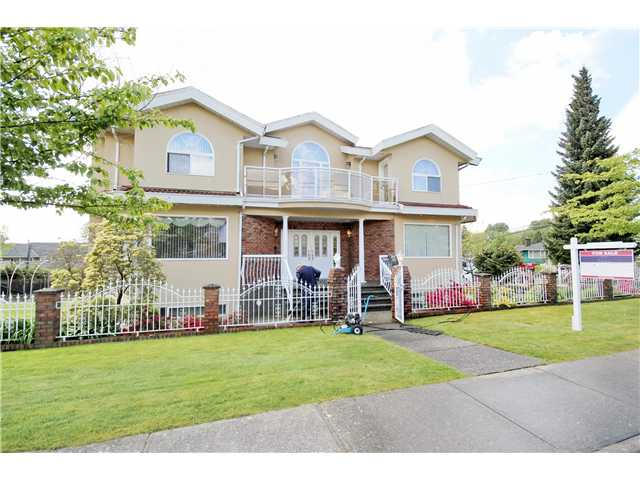 Main Photo: 5220 VENABLES Street in Burnaby: Parkcrest House for sale (Burnaby North)  : MLS® # V1121739