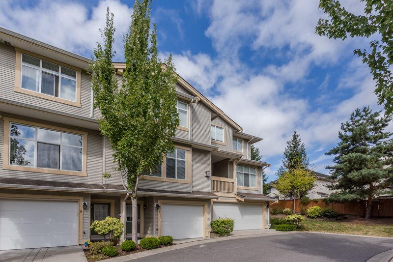 "Main Photo: 9 14959 58 Avenue in Surrey: Sullivan Station Townhouse for sale in ""Skylands"" : MLS® # R2005945"