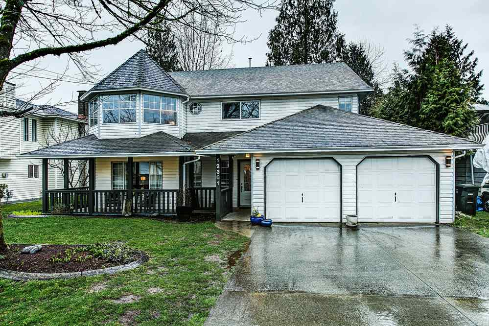 Main Photo: 12381 189A Street in Pitt Meadows: Central Meadows House for sale : MLS® # R2046694
