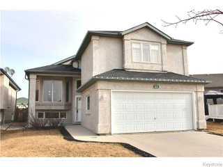 Main Photo: 11 Montvale Crescent in Winnipeg: Windsor Park / Southdale / Island Lakes Residential for sale (South East Winnipeg)  : MLS® # 1606749