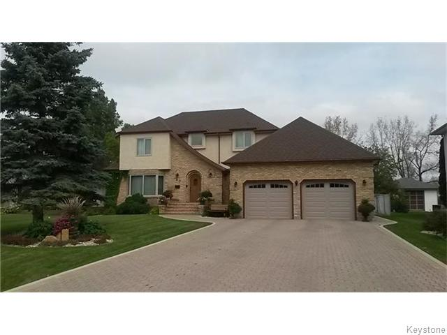 Main Photo: 87 RIVER ELM Drive in West St Paul: West Kildonan / Garden City Residential for sale (North West Winnipeg)  : MLS® # 1608317
