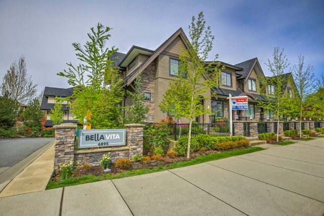 "Main Photo: 1 6895 188 Street in Surrey: Clayton Townhouse for sale in ""Bella Vita"" (Cloverdale)  : MLS®# R2058002"