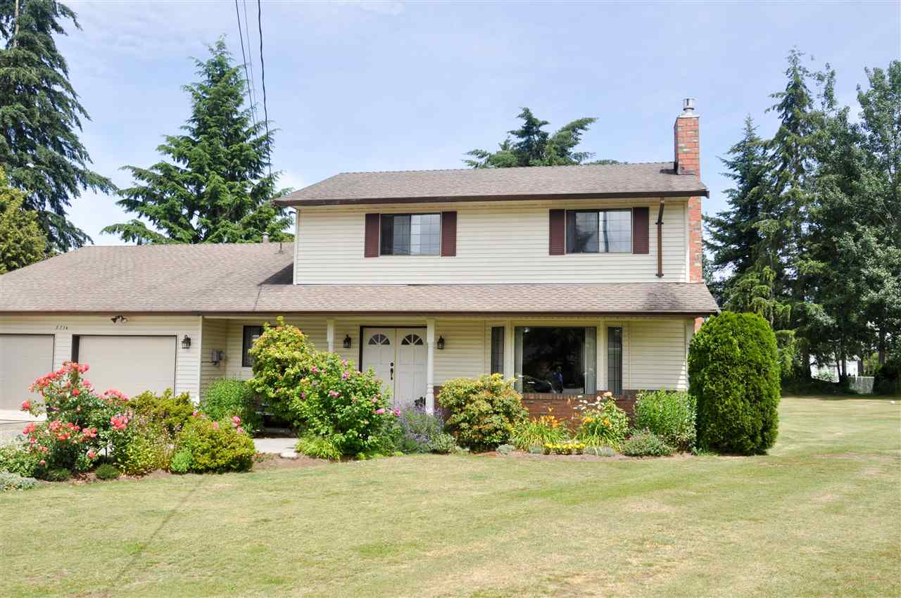 Main Photo: 5714 247A Street in Langley: Salmon River House for sale : MLS® # R2092711
