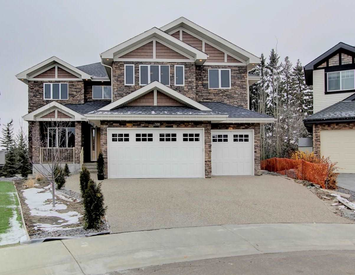 Main Photo: 530 Callaghan Pointe in Edmonton: Zone 55 House for sale : MLS® # E4044605