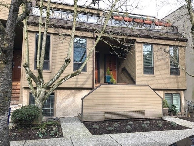 "Main Photo: 1183 W 7TH Avenue in Vancouver: Fairview VW Townhouse for sale in ""Marina Place"" (Vancouver West)  : MLS® # R2136869"